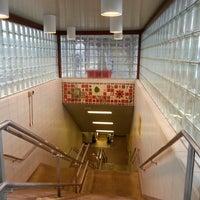 Photo taken at PATCO: Ashland Station by Ryan B. on 12/29/2012