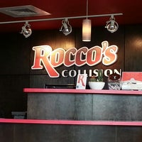 Photo taken at Rocco's Collision Center by Ryan B. on 4/15/2013
