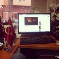 Photo taken at Çukurcayır İmam Hatip Ortaokulu by Nagihan K. on 10/29/2014