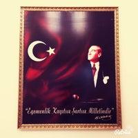 Photo taken at Çukurcayır İmam Hatip Ortaokulu by Nagihan K. on 9/17/2014