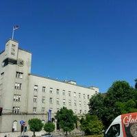 Photo taken at Centralni dom Vojske Srbije by Иван С. on 5/23/2015