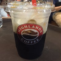 Photo taken at Highlands Coffee by sekoseko on 5/12/2017