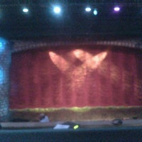 Photo taken at Teatro Aldama by Daniel E. on 10/27/2012