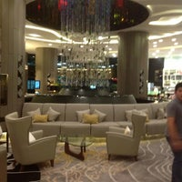 Photo taken at Le Méridien Kuala Lumpur by Verna F. on 12/24/2012