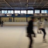 Photo taken at Talsu hokeja klubs (Talsi Ice Hockey club) by Viktorija K. on 11/22/2015