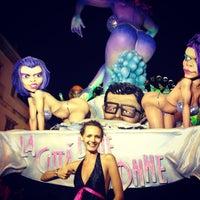 Photo taken at El Carnaval Show by Inna K. on 8/10/2013