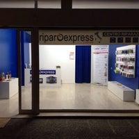 Photo taken at Riparo Express Rovigo by Marco F. on 10/10/2013