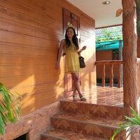 Photo taken at Nong Ki Resort by Mario D. on 1/31/2013