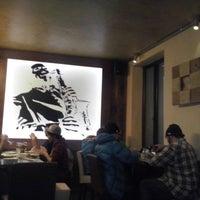 Photo taken at American Bar by Luisa F. on 2/25/2014