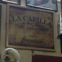 Foto tomada en Cantina La Capilla por Armando L. el 3/25/2013