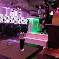 Photo taken at POSH lounge Café by Sergey R. on 8/3/2013