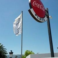 Photo taken at Playa club Nigran by César I. on 6/29/2013