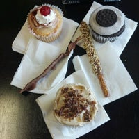 Photo taken at SugarHigh Bakery by Matt M. on 9/16/2012