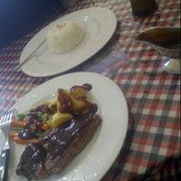 Photo taken at Cafe Sydney Steak & Shake by Inderazainul M. on 11/3/2012