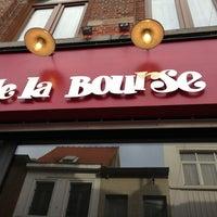 Photo taken at De la Bourse by Jonas Z. on 6/19/2013
