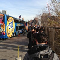 Photo taken at Megabus Terminal - W 34th St & 11 Av by Max S. on 11/16/2012
