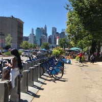 Photo taken at Citi Bike Station by Max S. on 7/30/2017