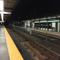 Photo taken at MBTA Science Park / West End Station by Max S. on 9/19/2016