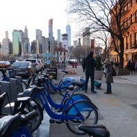 Photo taken at Citi Bike Station by Max S. on 3/11/2018