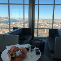 Photo taken at 66 Rockwell Place - Sky Lounge by Max S. on 1/14/2018