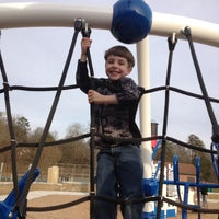 Photo taken at Shaffner Park by Christy C. on 2/10/2013