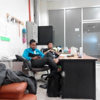 Photo taken at Electronic Engineering Room by Dwi Eka H. on 3/10/2014