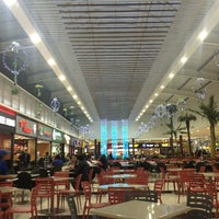Photo taken at Mall del Río by Matias A. on 1/8/2013