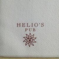 Photo taken at Helio's Pub by Pedro Meireles C. on 9/10/2013