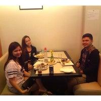 Photo taken at Xing Cafe & KTV Restobar by 💘Olen Cybill R. on 7/19/2014