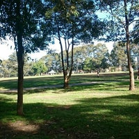 Photo taken at Willoughby Park by Supritha on 6/30/2015