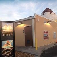 Photo taken at Twistee Treat by Carl B. on 8/19/2014