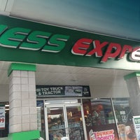 Photo taken at Hess Express by Carl B. on 11/20/2013