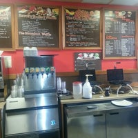 Photo taken at Grid Iron Waffle Shop by Michelle D. on 12/3/2012