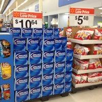 Photo taken at Walmart Supercenter by Cyndi H. on 1/19/2013