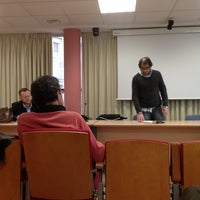 Photo taken at Centro Social de Boiro by A. R. on 2/13/2013