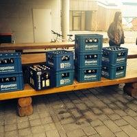Photo taken at Gymnasium Neubiberg by Nisa N. on 11/22/2013