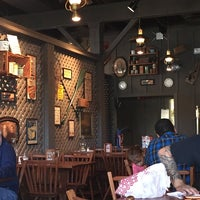 Photo taken at Cracker Barrel Old Country Store by Kristina C. on 11/30/2014