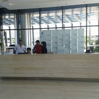 Photo taken at Synergy Building by Willy A. on 11/22/2013