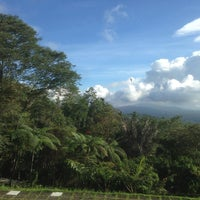 Photo taken at Bukit Doa Tomohon by Willy A. on 10/7/2016