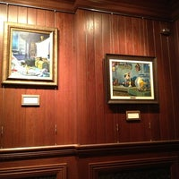 Photo taken at The Disney Gallery by Lena A. on 2/10/2013