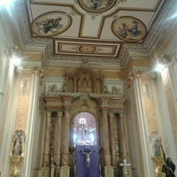 Photo taken at Iglesia Ntra. Sra. del Rosario de Benejúzar by Vicente C. on 3/17/2013