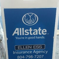 Photo taken at Ellen Ess: Allstate Insurance by Allstate Insurance on 6/4/2017