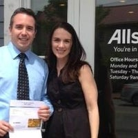 Photo taken at Allstate Insurance: Rachel Dean-Haas by Allstate Insurance on 11/2/2015