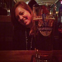 Photo taken at The Auld Spot Pub by Lindsay J. on 4/14/2013
