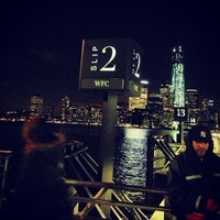 Photo taken at NY Waterway Ferry Terminal Paulus Hook by Tokuyuki K. on 11/20/2012
