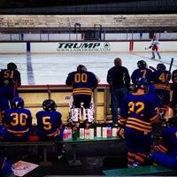 Photo taken at Lasker Pool & Ice Rink by Tokuyuki K. on 10/27/2013