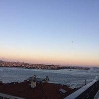 Photo taken at Mercure İstanbul Taksim by Aylin K. on 7/3/2014