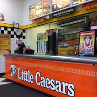 Photo taken at Little Caesars Pizza by Cissy P. on 4/14/2013