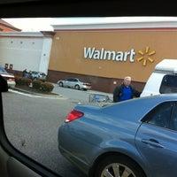 Photo taken at Walmart Supercenter by Cissy P. on 3/25/2013