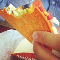 Photo taken at Taco Bell by Steve C. on 10/7/2012